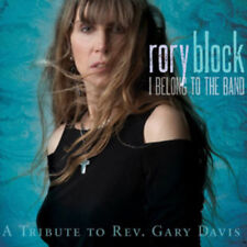 Rory Block : I Belong to the Band: A Tribute to Rev. Gary Davis CD (2012)
