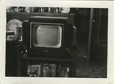 PHOTO ANCIENNE - VINTAGE SNAPSHOT - TÉLÉVISION TV COMMERCE BOUTIQUE - SCREEN