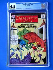 Detective Comics #303 - CGC 4.5 - Martian Manhunter Appearance