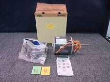 EMERSON 1 HP CONTINUOUS 220V AC MOTOR 1075 RPM MH08 C K63ZZWK-3970 FAN CONDENSER