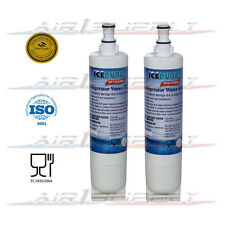 2X Sub for Whirlpool KitchenAid 4396547, 4396548, 2255518, 2255709, Water Filter