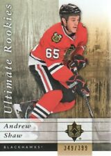 2011-12 Ultimate Collection #71 Andrew Shaw RC /399 - NM-MT
