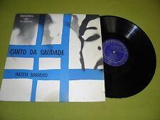 """Inezita Barroso - Canto Da Saudade - RARE Original Brazil 1959 """"""""Copacabana"""" LP"""