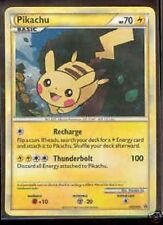 PIKACHU HGSS03 Black Star Promo Holo Pokemon RARE Card SP/NM