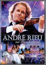 Andre Rieu In Wonderland Deluxe Edition 2-Disc DVD/CD Combo Region 4 VGC