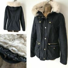 Topshop Coats, Jackets & Waistcoats Fur Outer Shell Parkas for Women