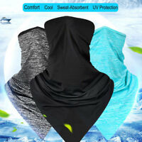 Half Face Mask Balaclava Motorcycle Cycling Neck Cover Summer Sun UV Protection