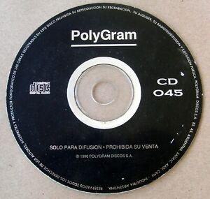 METALLICA The Cure THE CRANBERRIES Soundgarden ARGENTINA Promo CD 1996 Rare