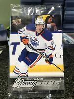 2015-16 Upper Deck Series One Connor McDavid Young Guns Jumbo Rookie Card RC SP!