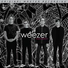Make Believe [Limited Edition] by Weezer (Vinyl, Dec-2012, Mobile Fidelity Sound Lab)