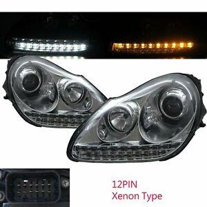 CAYENNE 955 9PA 03-06 LED Headlight HID XENON D1S CH for PORSCHE RHD
