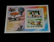 GRENADA #841, 1978, AVIATION, SOUVENIR SHEET, MNH, NICE! LQQK