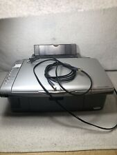 EPSON All In One Color Printer Model Stylus CX4800-USB 2.0 Connectivity W/cables