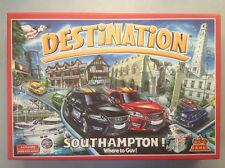 DESTINATION SOUTHAMPTON BOARD GAME by RTL 100% COMPLETE IN UNUSED CONDITION