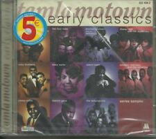 VARIOUS - Tamla Motown: Early Classics (1996) CD