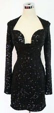WINDSOR Black Homecoming Dance Party Dress M - $110 NWT