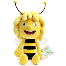 Maya The Bee Plush Toy Rag Doll 35cm Famous Cartoon Cute and Soft Dolls for Kids