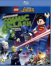 LEGO DC COMICS SUPER HEROES: JUSTICE LEAGUE - COSMIC CLASH NEW BLU-RAY
