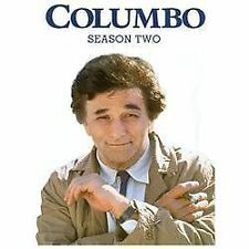 NEW GENUINE USA 4 DVD PETER FALK COLUMBO SEASON TWO 2 TV SERIES FREE 1ST CLS S&H