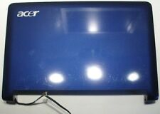 Acer Aspire ONE ZG5 LCD Back Cover EAZG5001030 BLUE