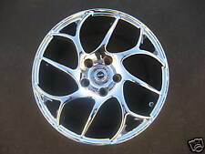 "17"" wheels chrome SMITH WHEEL STYLE TWISTER  17x8  5lug 5x4.5 et 40  4 new"
