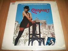 LP-COLONNA SONORA ORIGINALE DEL FILM CABARET-EMI 1972