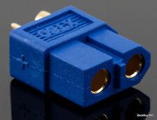 (1) Blue Female (Battery Side) XT60 / XT-60 3.5MM Bullet Connector