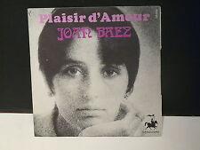 JOAN BAEZ Plaisir d'amour 119004