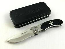 Magnum by Böker Eisernes Kreuz Iron Cross Messer mit Clip - 01RY921