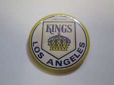 NHL Hockey Los Angeles Kings Vintage Pinback Button Pin 1969