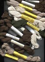 NPI Silk Thread Hanks dcp