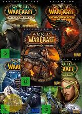 World of Warcraft Battlechest 5.0 +30 Days CD Key Download Code EU/de Battle. Net