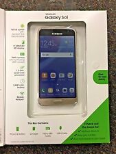 "SAMSUNG GALAXY SOL 8GB Gold  5"" inch Screen 4G LTE ( Unlocked ) Brand NEW"