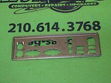 INTEL D915GUX/D915PCM/D915GHA ATX Motherboard I/O Shield Backplate - 1107