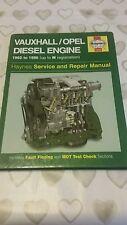 VAUXHALL DIESEL ENGINE HAYNES WORKSHOP MANUAL 1222 UNUSED CONDITION FREE P&P