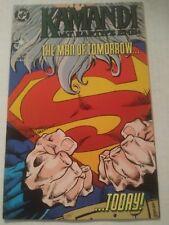 Kamandi At Worlds End #4 September 1993 DC Comics Veitch Gomez Barreiro