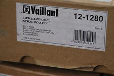 VAILLANT 121280 12-1280 SCHALTKASTEN MCBA 1445DV30SP2 VHR 18-22C NZ (EBM) NEU