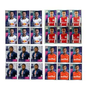 TOPPS CHAMPIONS LEAGUE 2019/20 ROOKIE STICKERS - CHOOSE YOUR STICKER BUNDLE