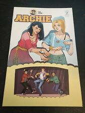 """Archie#7 Incredible Condition 9.4(2016)""""Sauvage Variant"""