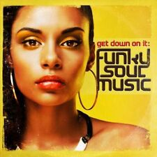 Various Artists - Get Down on It: Funky Soul Music / Various [New CD] Manufactur