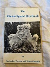 The Tibetan Spaniel Handbook