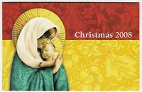 2008 AUSTRALIA STAMP PACK 'CHRISTMAS 2008' INC MNH INTERNATIONAL/STAMPS