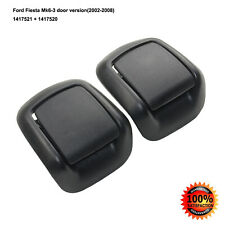 Pair Front Seat Tilt Handle Sets For Ford Fiesta MK6 OE:1417520/1417521
