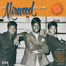 "THE MIRWOOD SOUL STORY  ""L.A.'s ULTIMATE NORTHERN SOUL LABEL""  CD"