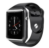 Smartwatch A1 Bluetooth Smartuhr IP67 Wasserdicht IPS Curved Display IOS Samsung