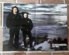 poster affiche revue magazine français Rock STRATOVARIUS 56x42cm