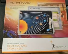 More details for activstudio promethean software for interactive whiteboard - single cd