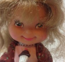 Vintage Mattel Cherry Merry Muffin Chocolate Chocolottie Choco Lottie Doll 1