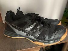 Black Nike Tennis Court Shoes Size 11
