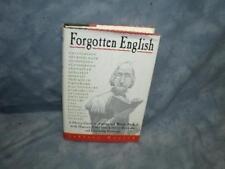 Forgotten English by Jeffrey Kacirk (1997, Hardcover)